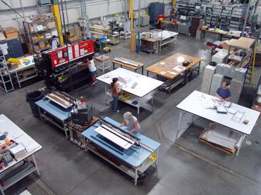 Fabrication Area